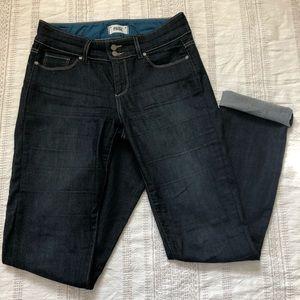 Paige women's jeans size 29 straight leg